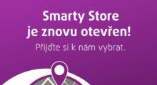 Využijte Smarty Store pro osobní vyzvednutí [sponzorovaný článek]