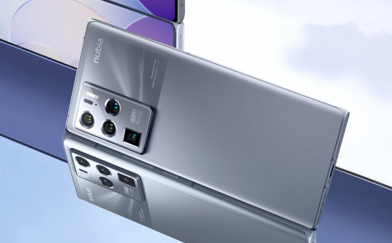 Nubia Z30 Pro oficiálně, vychází ze ZTE Axon 30 Ultra