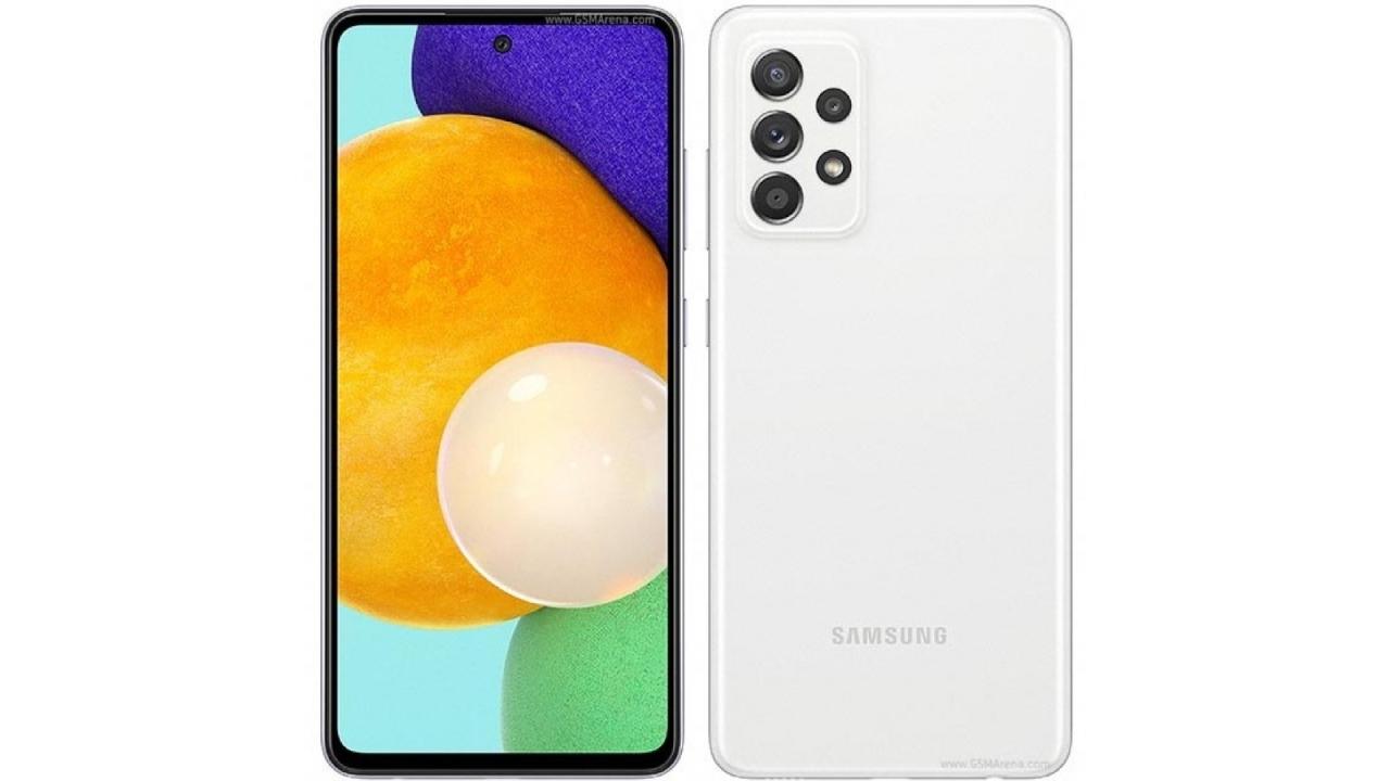 Samsung vydal aktualizaci pro Galaxy A52 a A52 5G