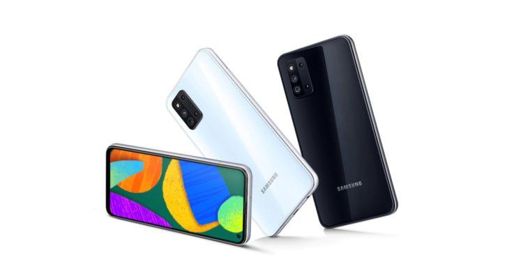 Samsung Galaxy F52 5G 1455x774x