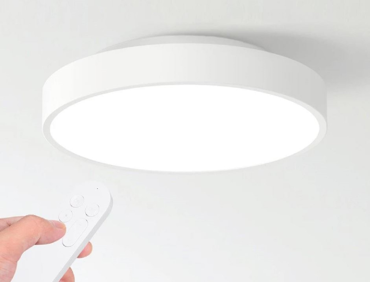 Chytré LED stropní světlo Xiaomi Yeelight s bezkonkurenční 77% slevou [sponzorovaný článek]