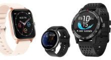 Chytré hodinky nově v obchodech – pro děti, za pár stovek nebo s OLED displejem