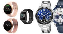 Chytré hodinky nově v obchodech – hybridní, luxusní i levné