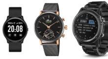 Chytré hodinky nově v obchodech – sportovní, luxusní i velmi levné modely