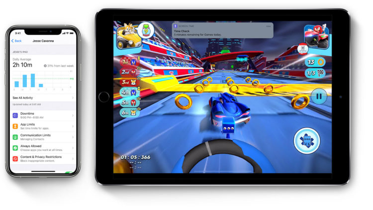 ios14 ipad pro iphone11 pro screentime hero 1560x880x