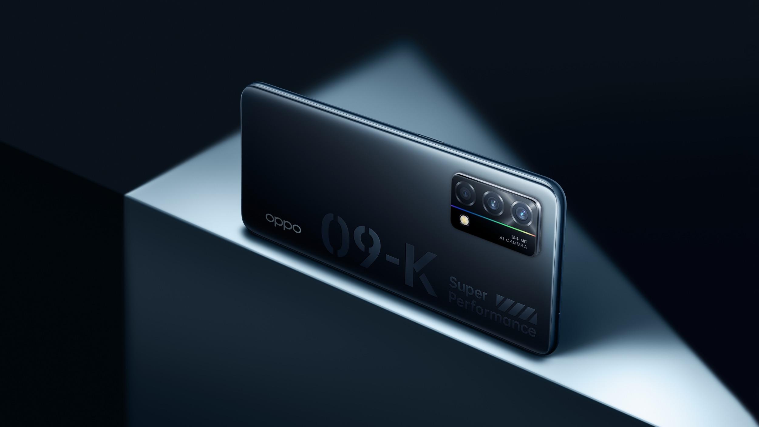 Oppo K9 5G je novinka s rychlým nabíjením a slušnou výbavou