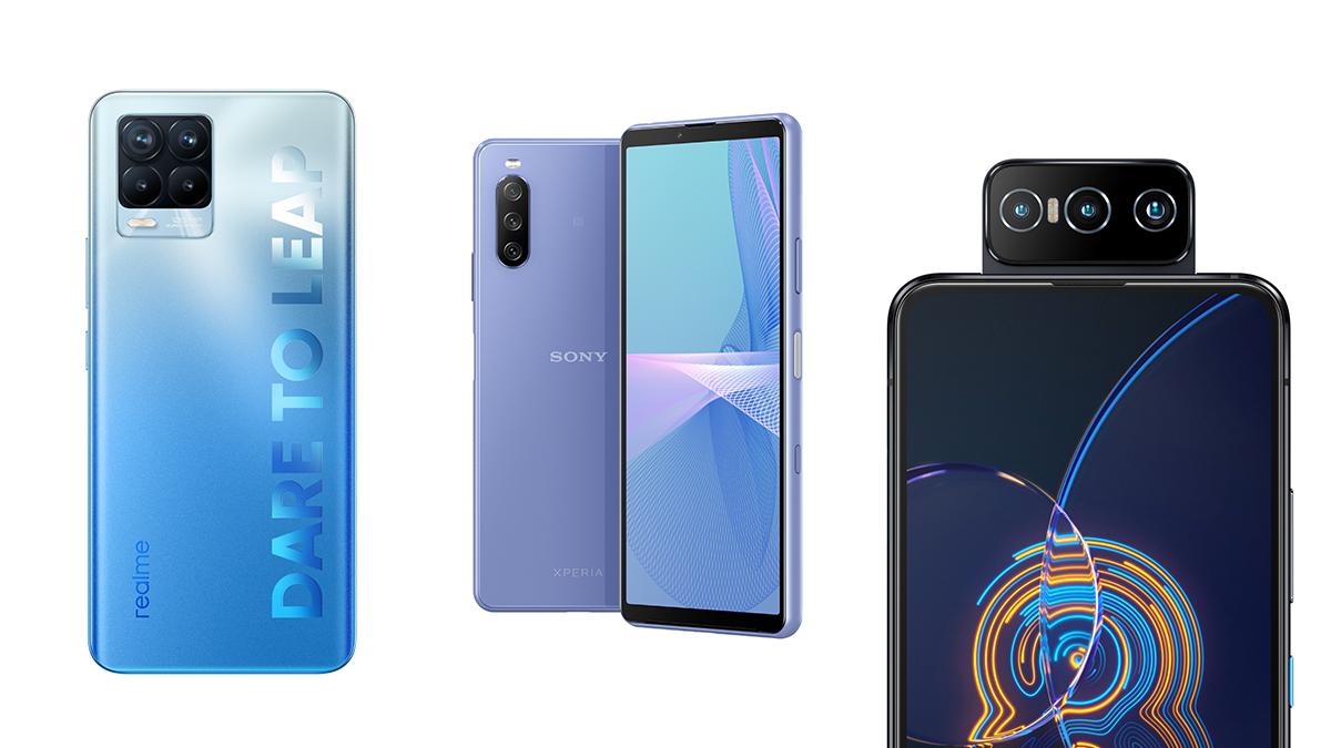 Nově v českých obchodech – ZenFone, Xperia 10 III a nový Galaxy S20 FE