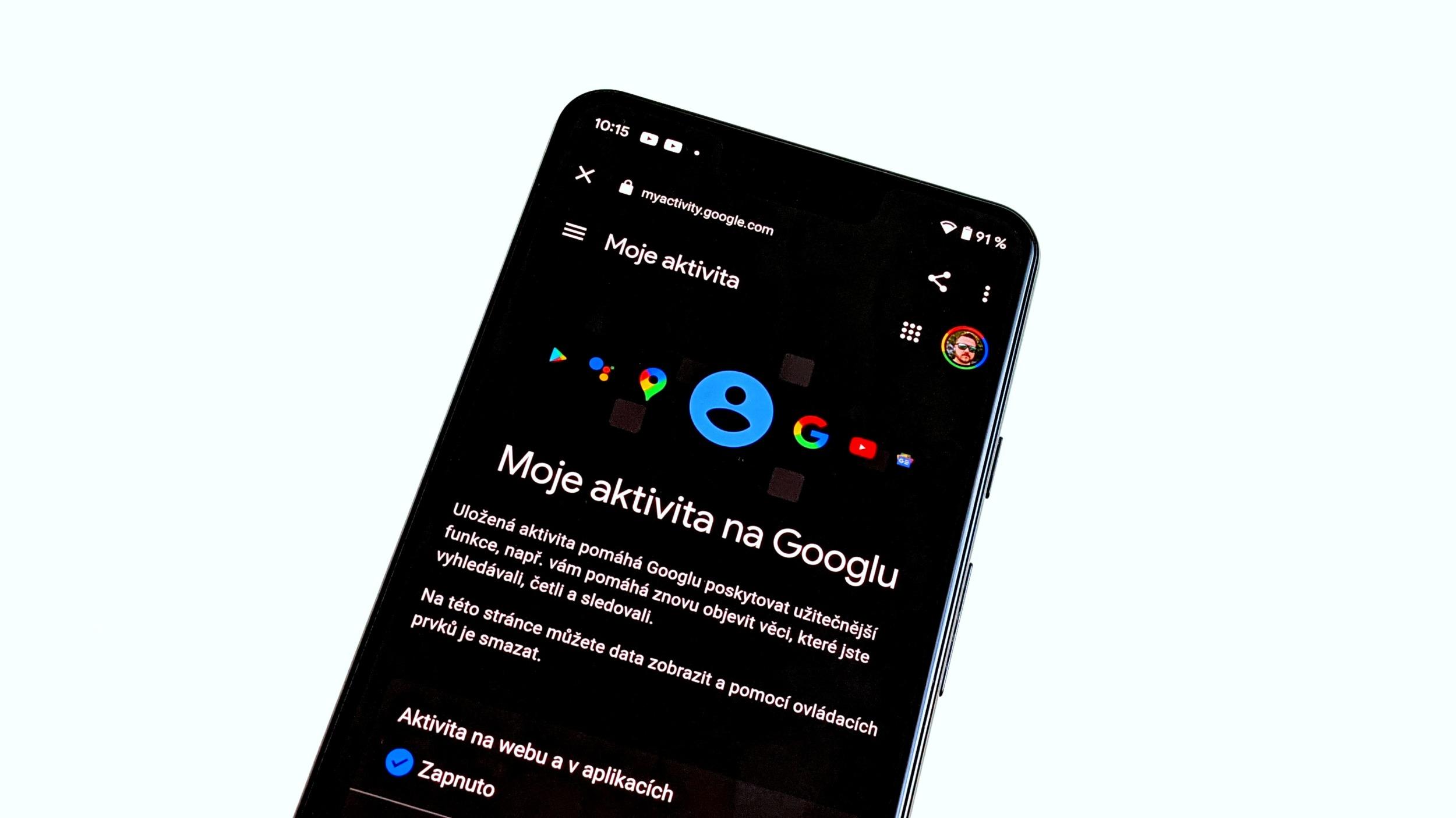 Google nabízí ještě vyšší zabezpečení citlivých dat