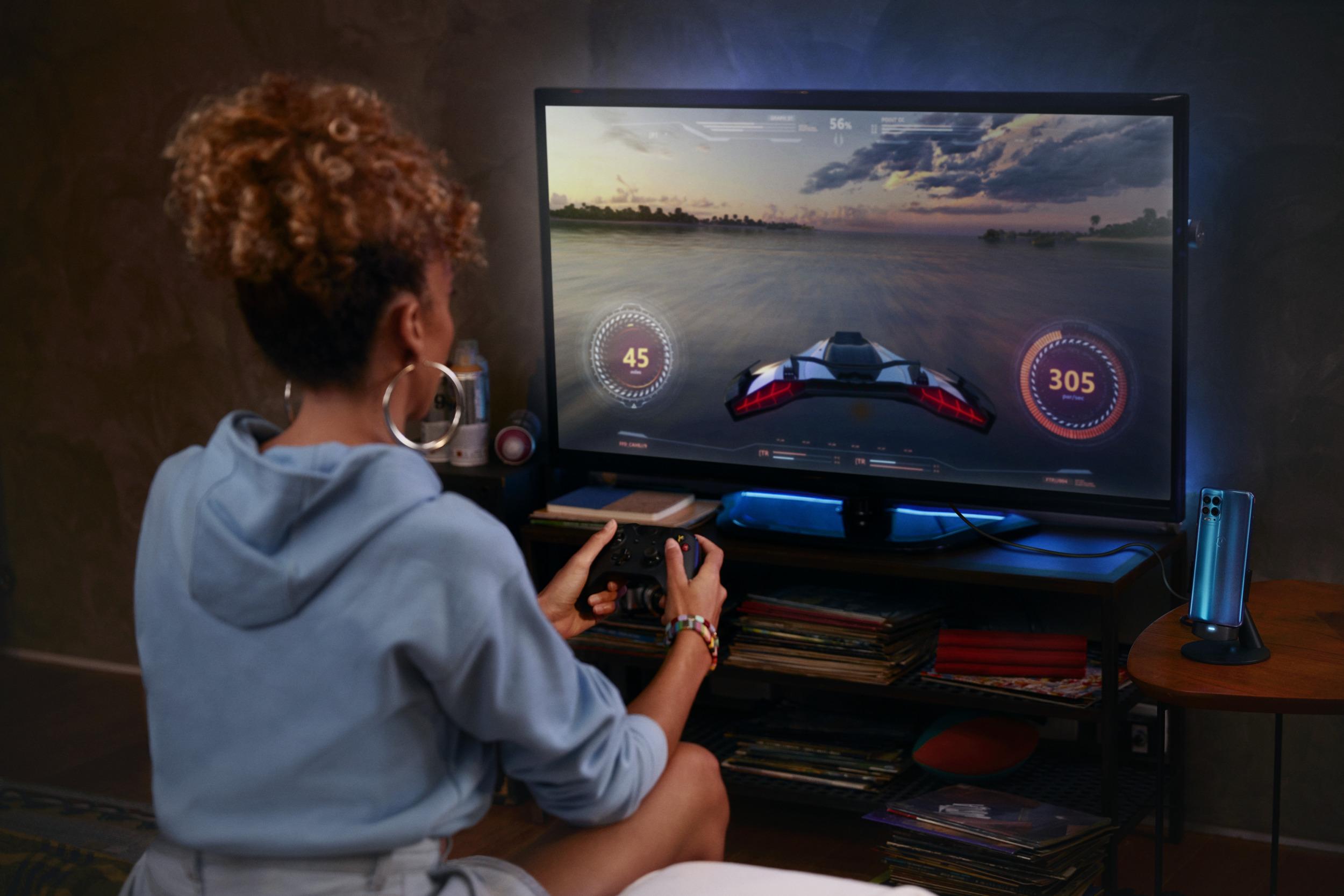 Motorola moto g100: zážitkový telefon pro hráče a filmové fanoušky [sponzorovaný článek]
