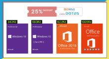 Využijte jedinečné slevy na Bobkeys.com, pořiďte si třeba Windows 10 Pro za skvělou cenu! [sponzorovaný článek]