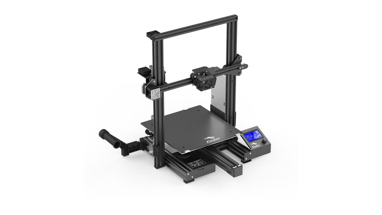 Tiskněte doma na 3D tiskárně! Kvalitní Creality Ender-3 Max nabízí bytelné provedení [sponzorovaný článek]