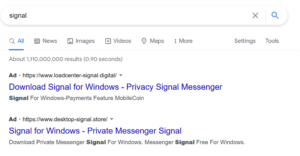 Cybercriminals Use Malicious Google Ads to Lure Computer Users Picture3 760x396x