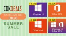 Windows 10 v letní akci za 13.78 EUR! [sponzorovaný článek]