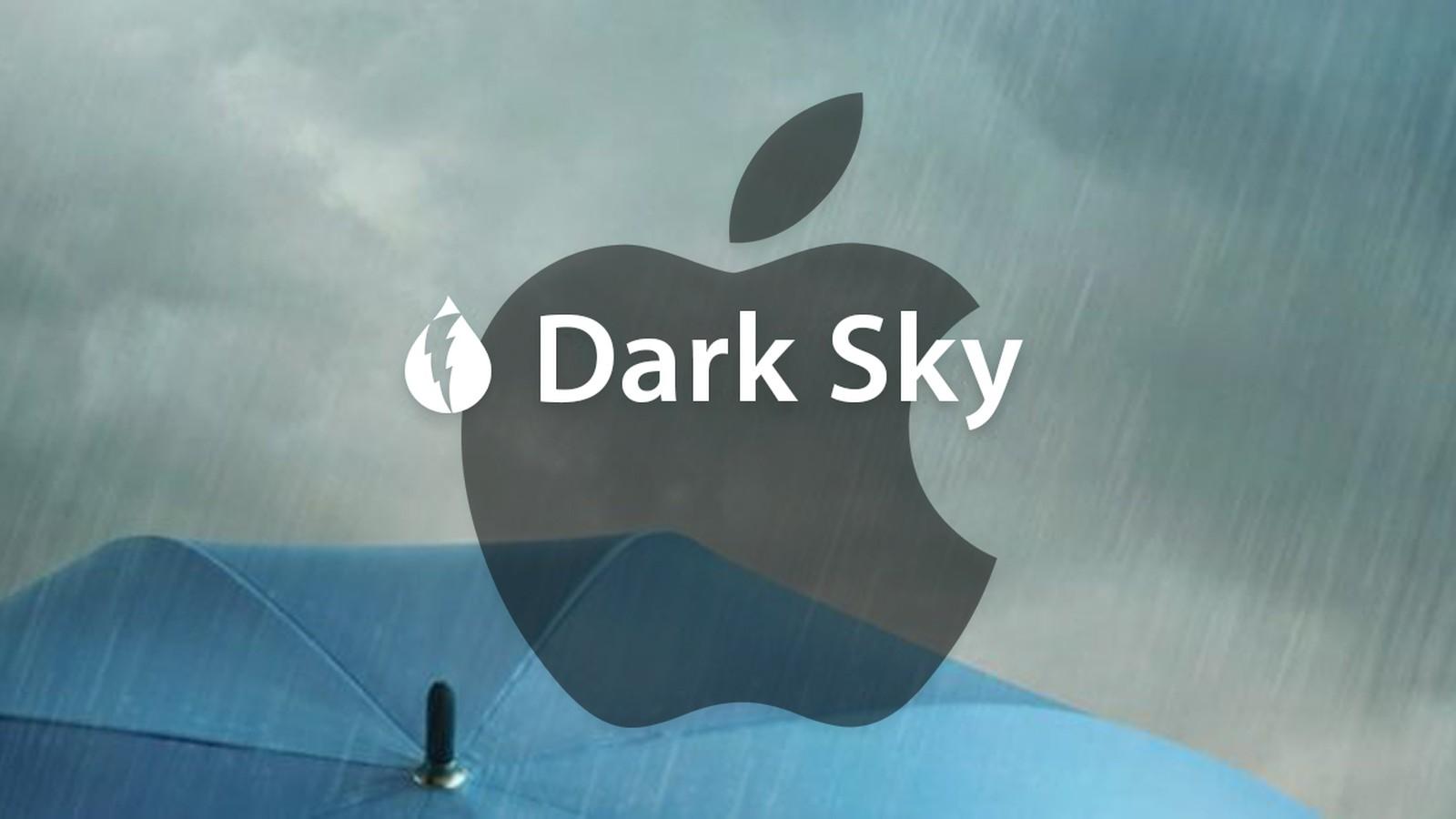 Dark Sky aplikace nakonec ukončí provoz až za rok