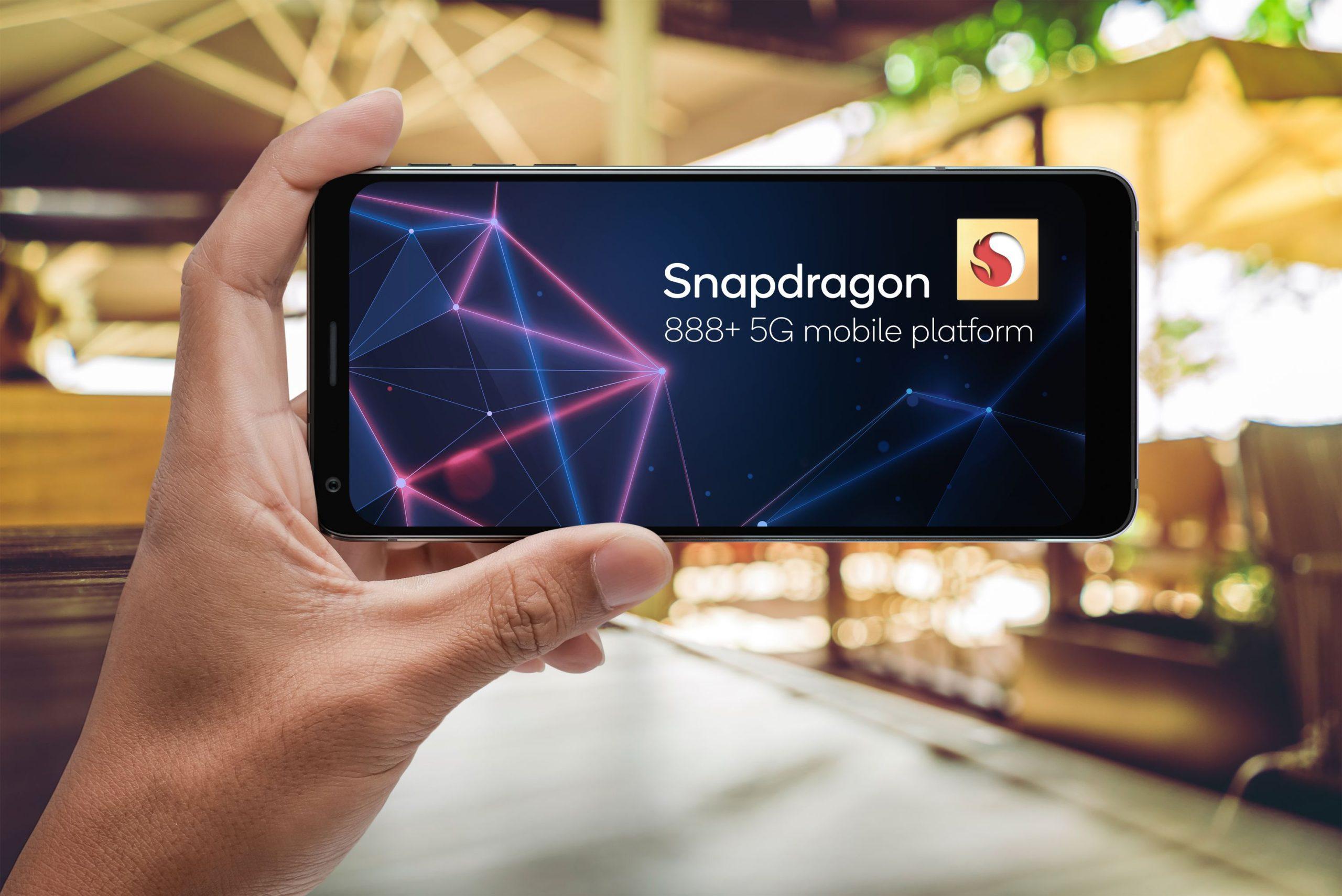 Snapdragon 888+ představen, nabízí vyšší výkon