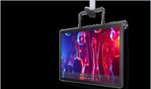 Lenovo YOGA Tab 11 hanger mode 1024x607x