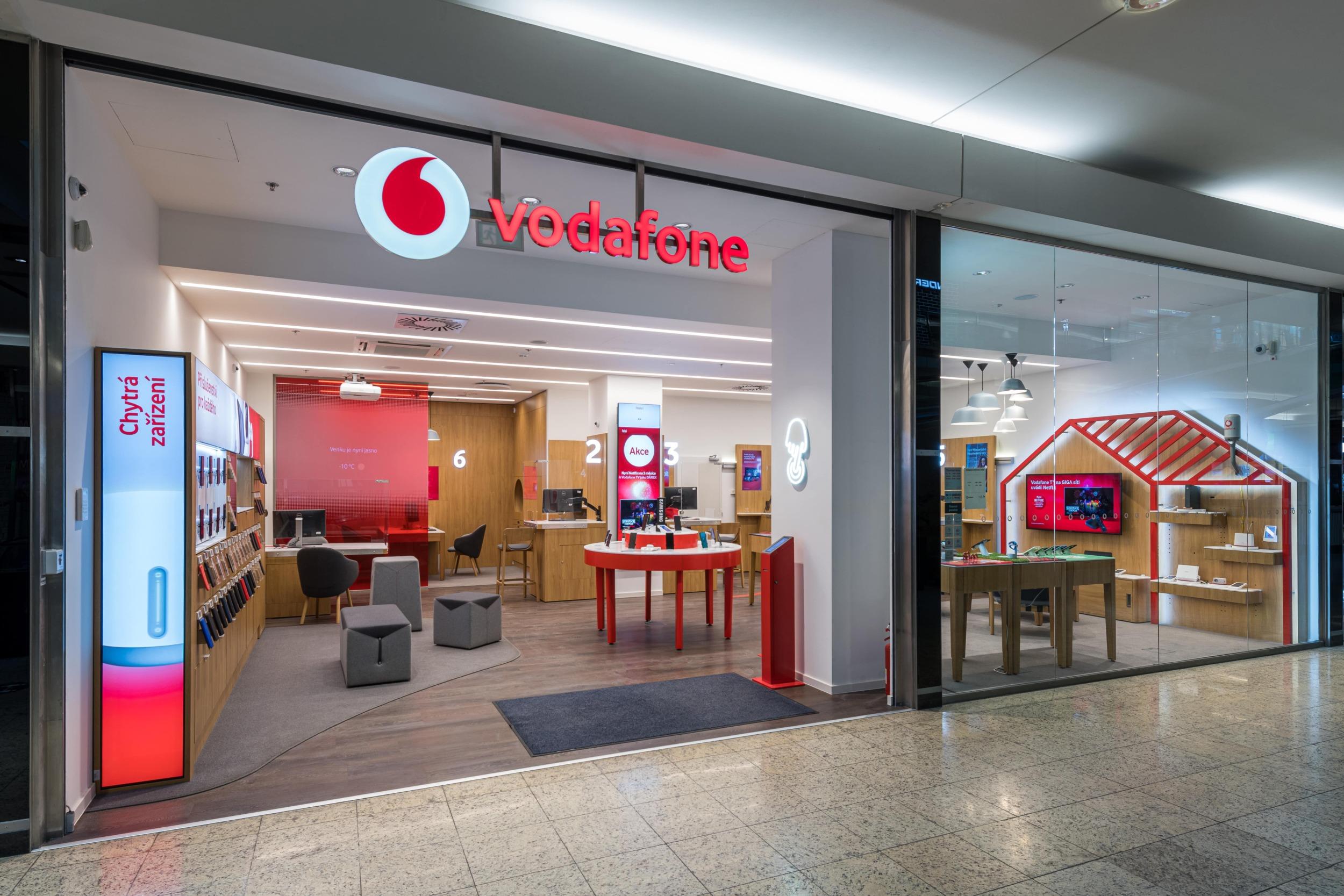 Vodafone a Kaufland mají speciální tarif za 299 Kč