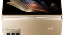 Samsung W22 se stane luxusnějším Galaxy Z Fold 3