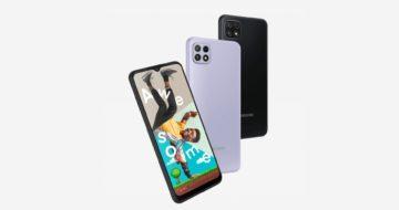 Galaxy A22 5G; Zdroj: Samsung