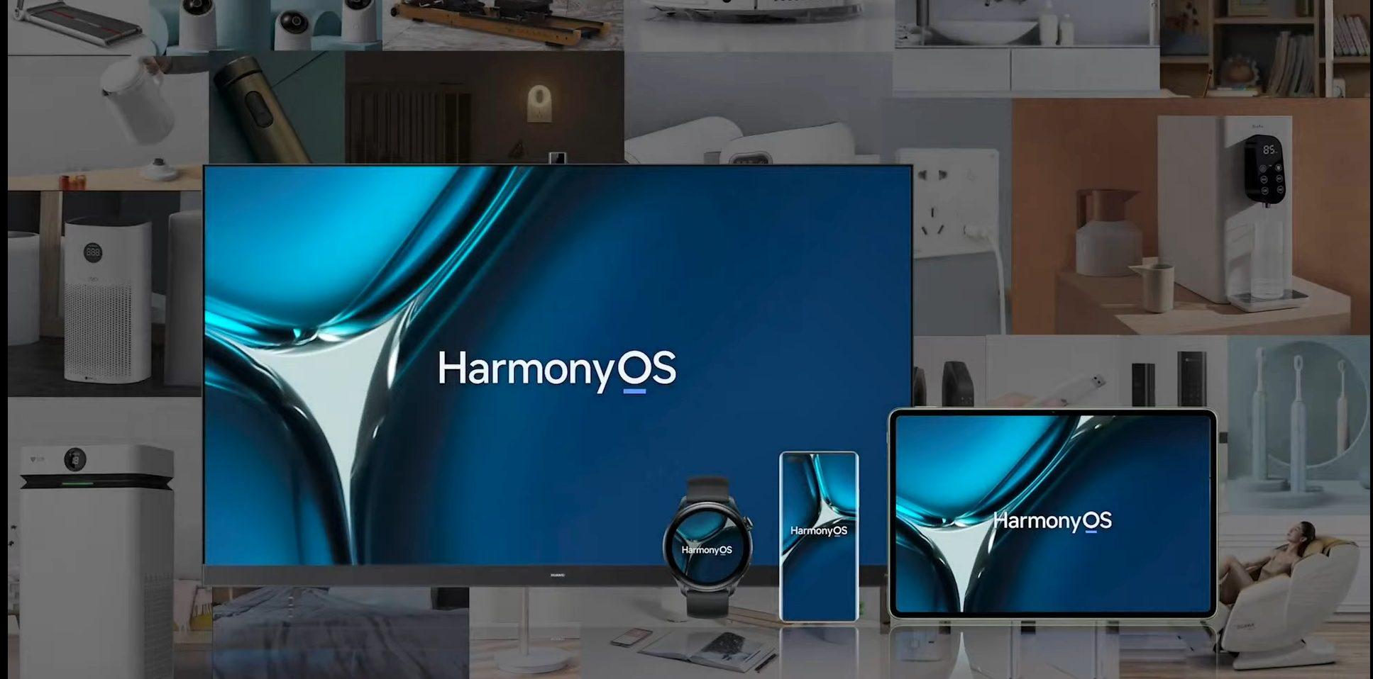 HarmonyOS oficiálně: nový operační systém určený pro multiplatformní užití