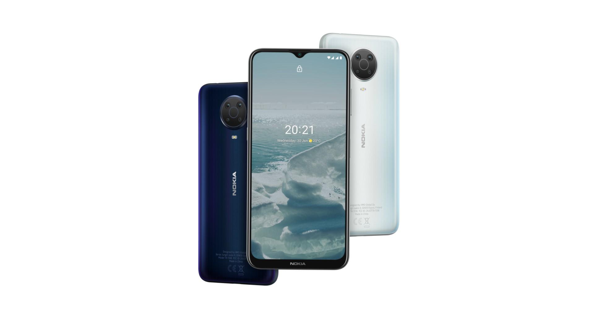 Do Česka míří Nokia X10 a Nokia G20, cena startuje na 4 599 Kč