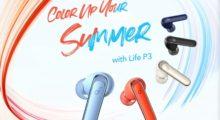 Anker přináší sluchátka Soundcore Life P3 v 5 barvách