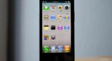 iOS 4 v roce 2021 díky iPhone aplikaci