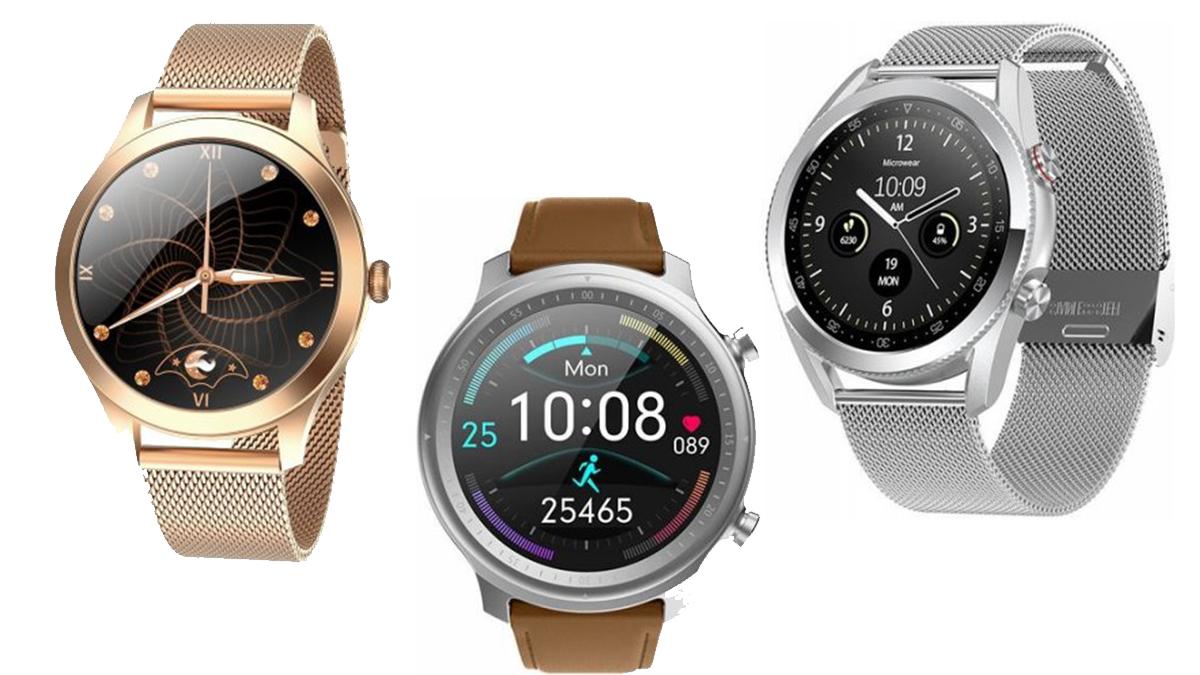 Chytré hodinky nově v obchodech – pro dámy, pro pány, i za pár stovek