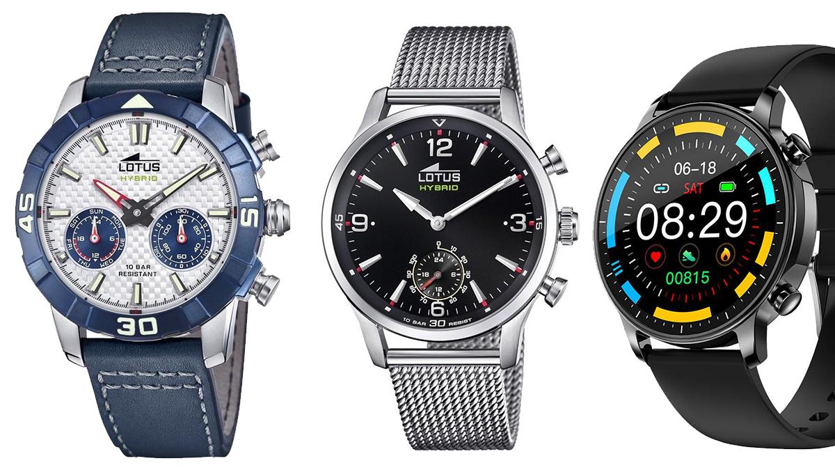 Chytré hodinky nově v obchodech – hybridní s dlouhou výdrží, velmi levné i designé