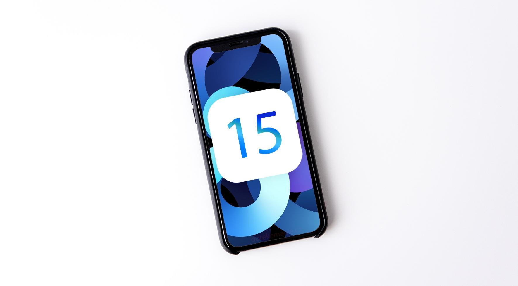 Apple představil iOS 15 a iPadOS 15 – v hlavní roli iMessage, nový multitasking a vylepšení notifikací