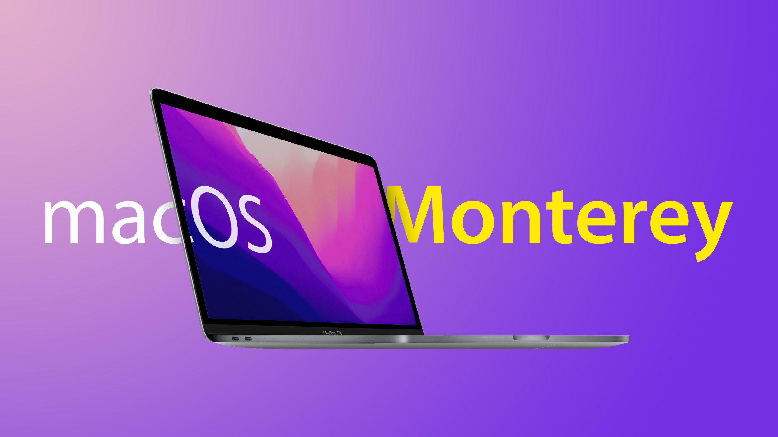 macOS Monterey umí automaticky změnit velikosti oken