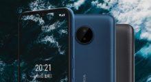 Nokia C20 Plus oficiálně, slušně vybavený Android Go mobil