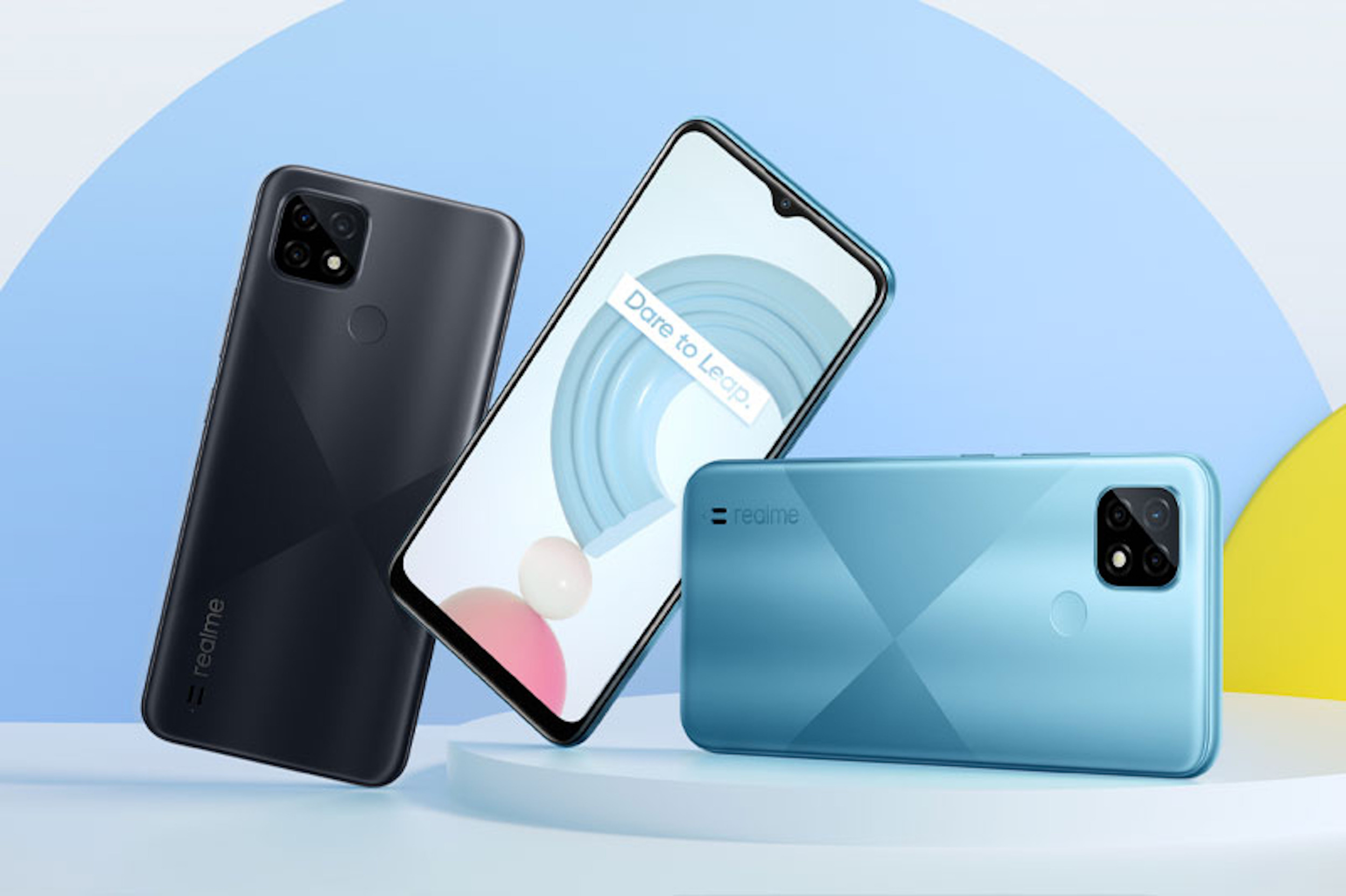 Realme C21Y bude dalším Android Go telefonem