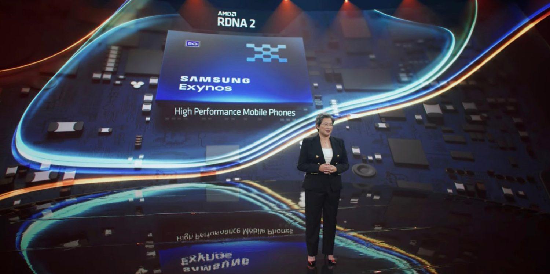 AMD potvrdilo, že letos přinese grafiku RDNA2 do procesorů Exynos