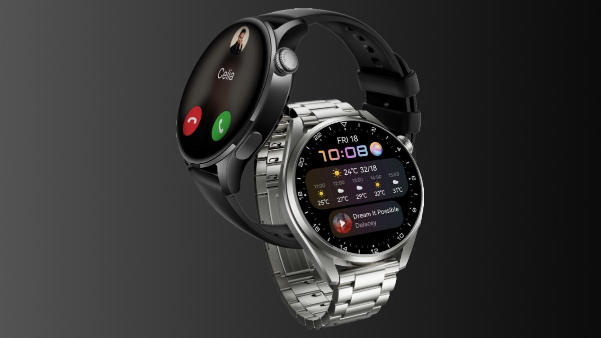 Nové Huawei Watch 3 jsou posledních pár dní o tisícovku levnější a se sluchátky zdarma [sponzorovaný článek]