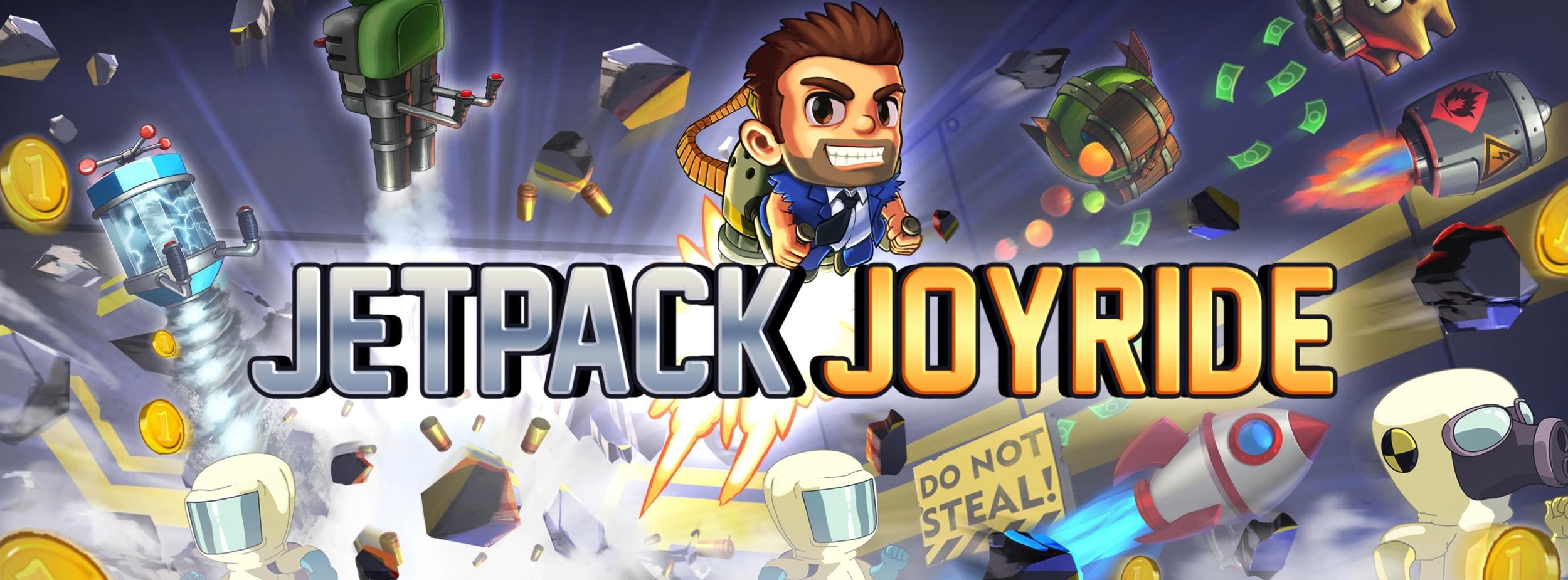 Jetpack Joyride míří do Apple Arcade