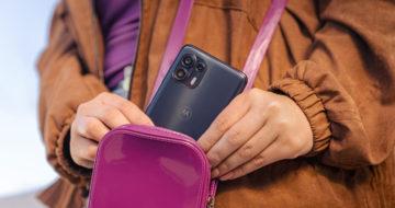 Motorola Edge 20 Lite; Zdroj: Motorola