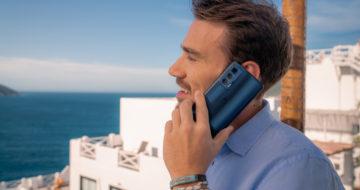 Motorola Edge 20 Pro; Zdroj: Motorola