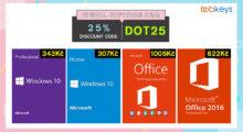 Nezmeškejte jedinečné slevy na software společnosti Microsoft v čele s Windows 10! [sponzorovaný článek]