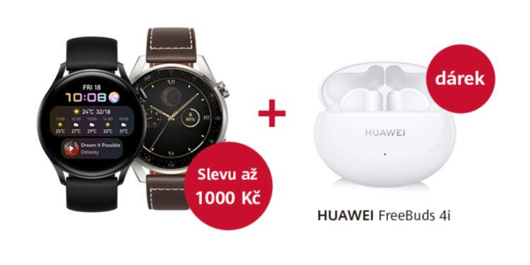 Huawei Watch 3 sleva darek 1000x500x