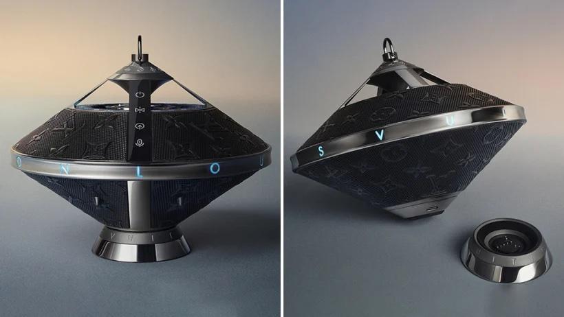 Louis Vuitton Horizon light up speaker 820x462x