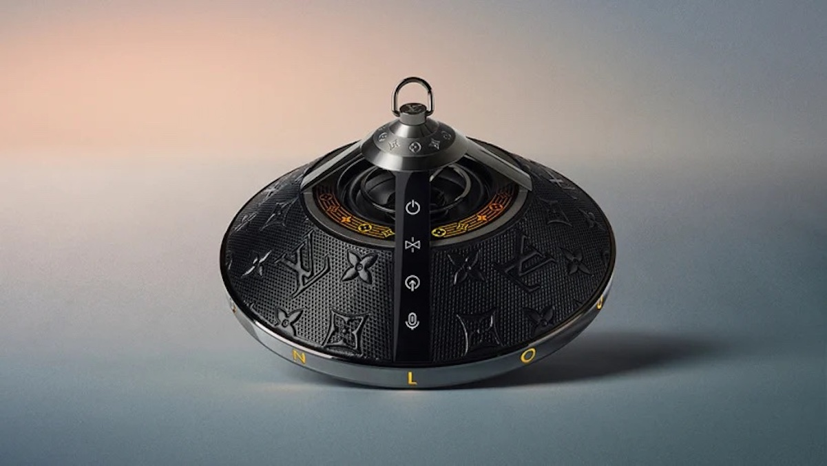 Louis Vuitton uvedlo luxusní reproduktor Horizon Light Up
