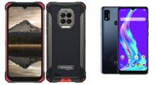 Nově v českých obchodech – HTC Desire 20+, ZTE novinky a S86 Pro s teploměrem