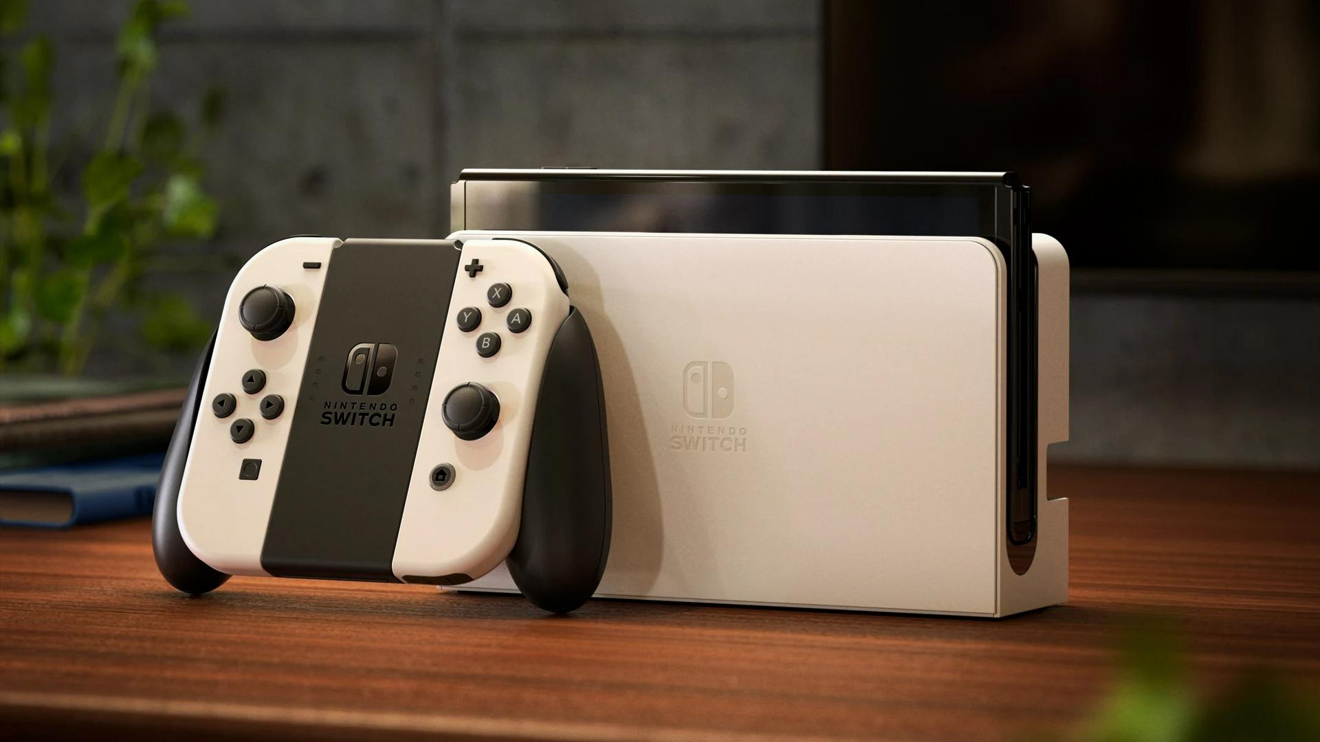 Nintendo překvapivě představilo Nintendo Switch OLED Model