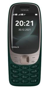 Nokia 6310 Front 1 3689x6625x