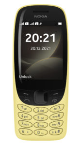Nokia 6310 Front 3689x6625x