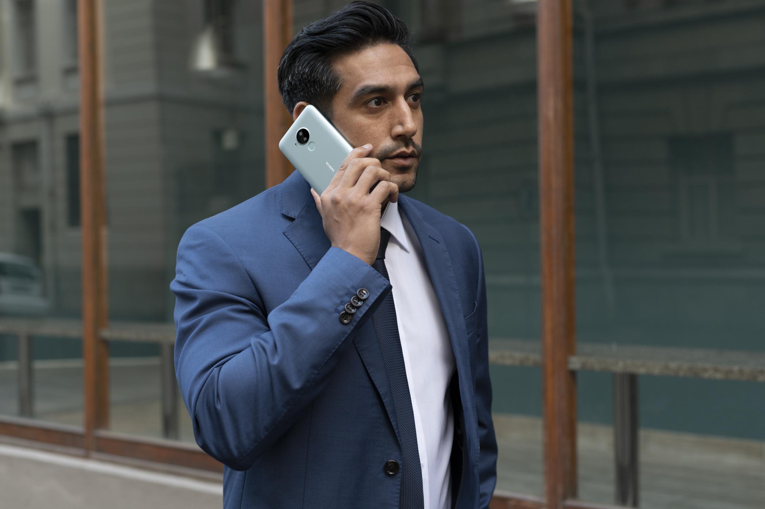 Nokia C30 je novinka s 6000mAh baterií