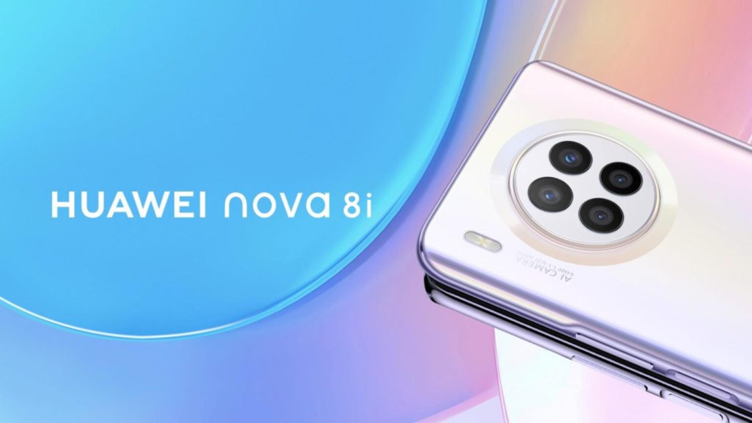 Huawei brzy zařadí Nova 8i do prodeje