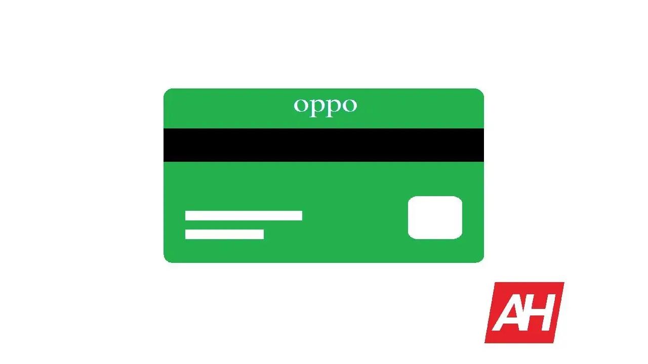 OPPO Card může už brzy dorazit na trh