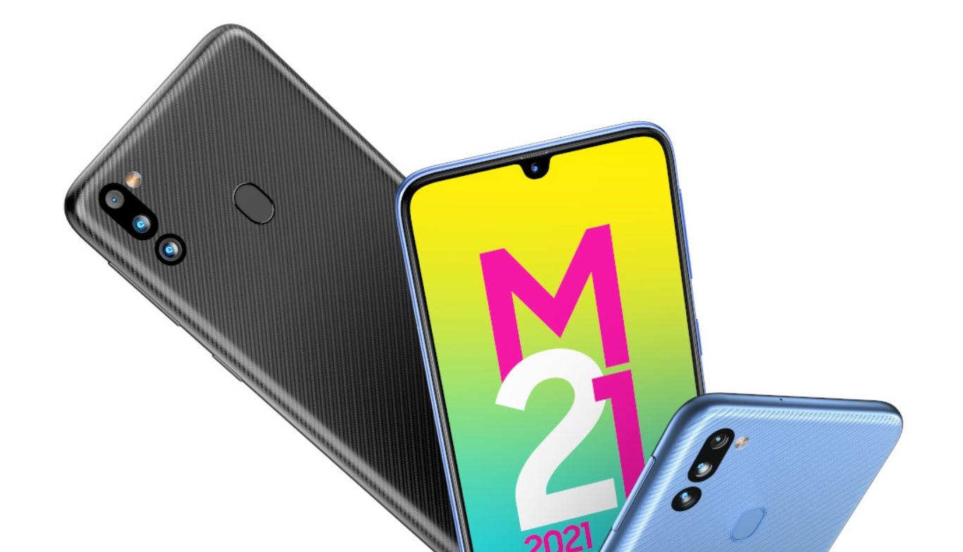 Samsung Galaxy M21 (2021) oficiálně